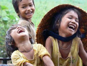 children-laugh